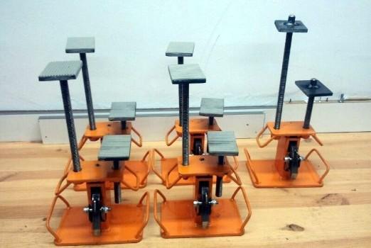 Système de stabilisation : innovation SP Valencia (Espagne)