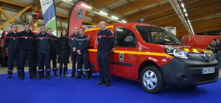 Les pompiers de la Manche roulent à l'hydrogène
