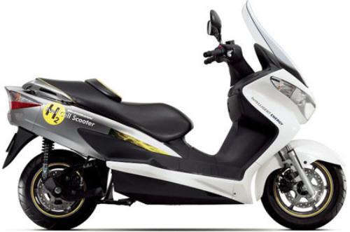 Les scooters hydrogène : c'est pour bientôt