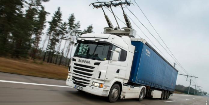 L'avenir des PL électriques ? 1ère autoroute électrique en Suède