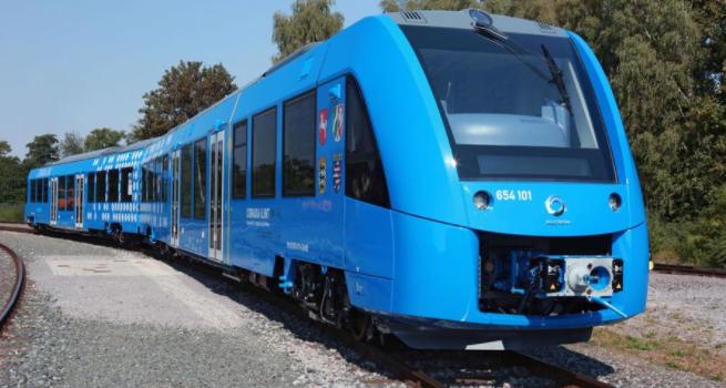 Les trains hydrogène : nouvelle technologie d'Alstom